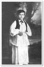Иво Лола Рибар, мали бећар